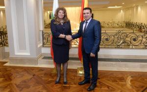 Заев   Јотова  Македонија и Бугарија ќе докажат дека членството на земјите од Западен Балкан е од придобивка и за ЕУ