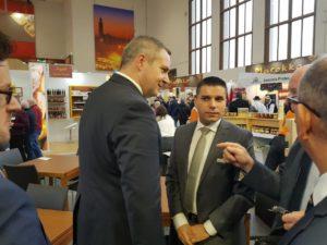 Министерот Николовски потпиша свечена изјава за поддршка на Европската декларација за развој на производството на соја без ГМО