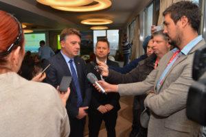 Град Скопје кандидат за домаќин на ЕП во ракомет во женска конкуренција