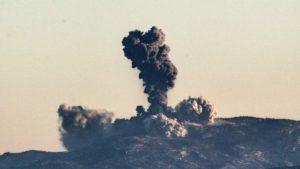 По турскиот воздушен напад  Русија ја повлекува војската од Африн