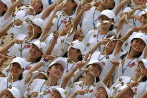 Ким Џонг ун во Јужна Кореја ќе испрати армија убавици