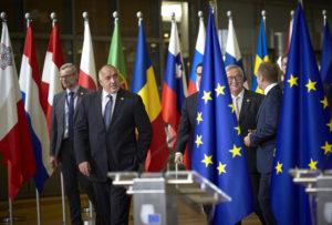 Борисов  Словенечко хрватскиот спор за границата влијае врз Западен Балкан