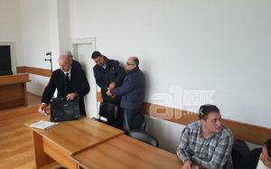 Чавков со лисици на рацете донесен во Апелациониот суд