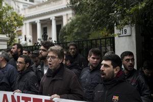Штрајк во Грција против реформите на Законот за штрајк