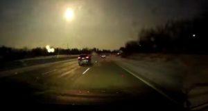 Метеор експлодираше на небо и предизвика земјотрес