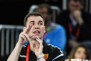 Раул  Горд сум на македонските ракометари