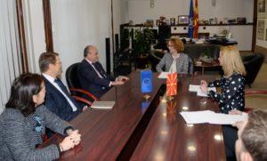 Шекеринска  Враќањето на Македонија на патот кон ЕУ и НАТО ќе донесе стабилност