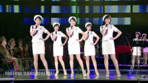 Северна Кореја во Пјонгчанг испраќа 20 убавици во воени униформи