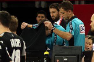 Зошто судиите досудија пенал против Словенија по завршувањето на натпреварот