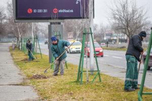Еко   акција за чист и зелен Карпош