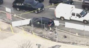 Три лица со возило се обиделе насилно да влезат во американската Агенција за национална безбедност