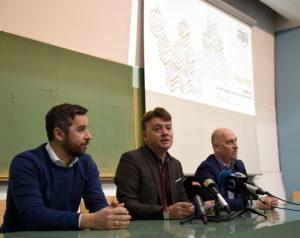 Град Скопје со конкурс за дизајн на клупи  корпи за отпадоци и заштитни столпчиња за зеленило