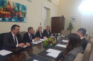 Адеми се сретна со владини претставници на Малта  Интензивирање на билатералните односи меѓу двете земји