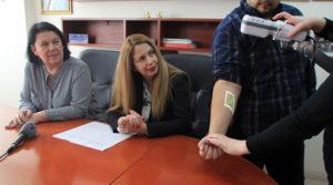 Детската клиника доби апарат за полесно наоѓање вени кај мали деца