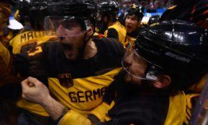 ЗОИ 2018  Германија преку Канада стигна до финалето во хокеј