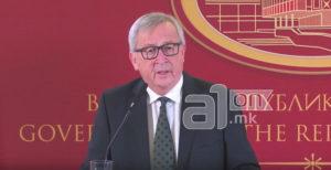 Јункер  ЕУ и Западен Балкан имаат заедничка иднина