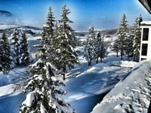 УХМР  55 сантиметри снег во Маврово