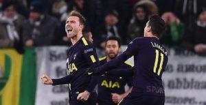 Јувентус и Тотенхем одиграа 2 2  Сити убедлив на гостувањето во Базел