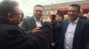 Премиерот Заев во посета на Тиквешијата