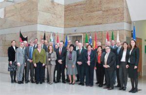 Конференција на француските и германските амбасадори во земјите од Западен Балкан