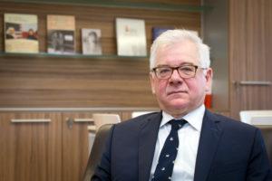 Шефот на полската дипломатија во посета на Македонија