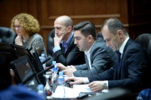 Усвоени предлог законите за Судски совет и за судовите