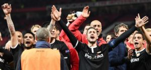 Севиља го елиминираше Манчестер Јунајтед  Рома го исфрли Шахтјор