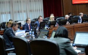 Предлог законот за високото образование оди во Собрание