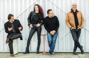Утревечер концертна претпромоција на новиот албум на бендот  Темпера