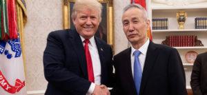 САД и Кина се договорија да не влегуваат во трговска војна