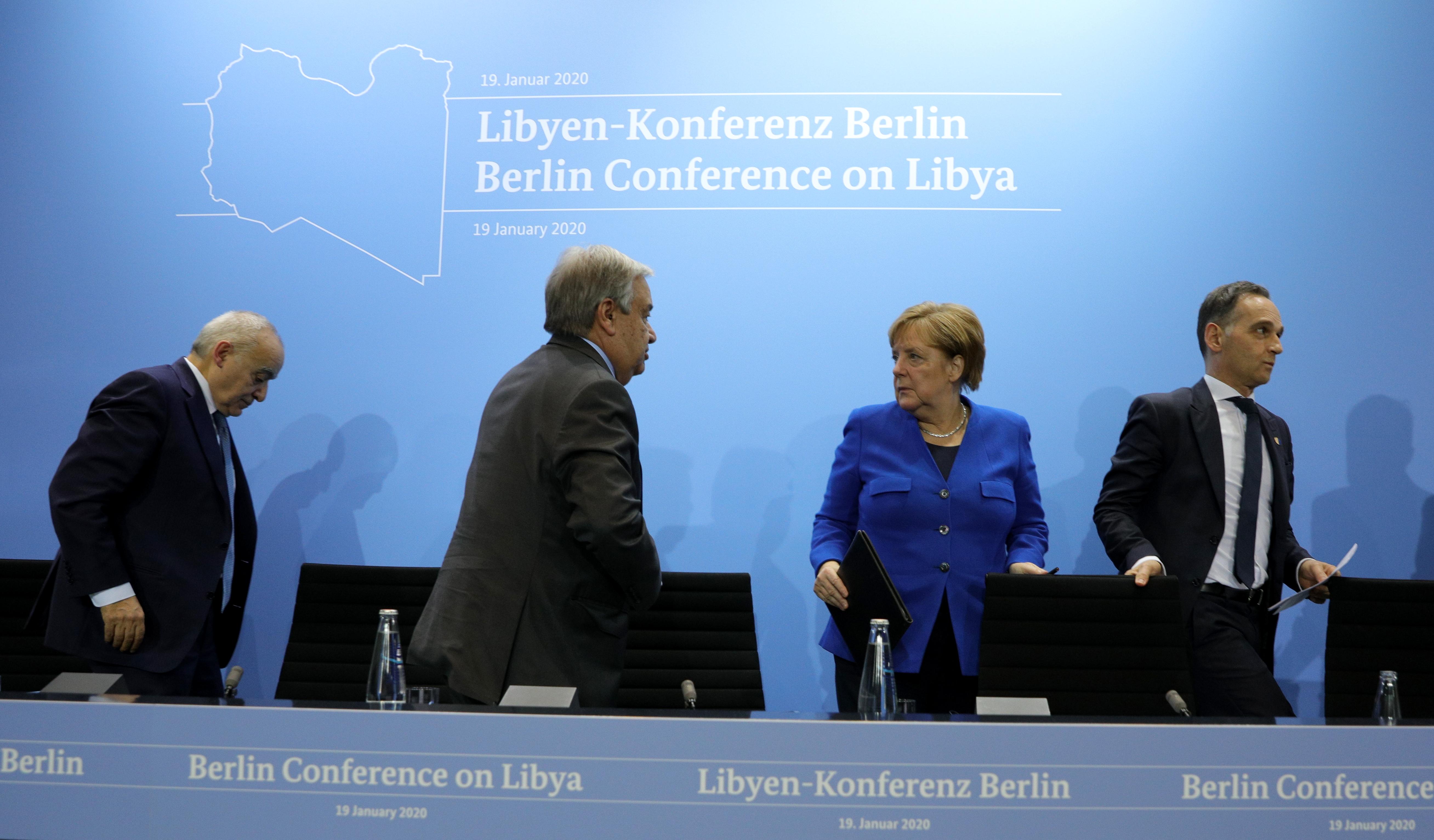 Светските лидери усогласија финален документ од конференцијата за Либија