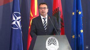 Заев: Преговорите со ЕУ не смеат да се претворат во преговори со Бугарија