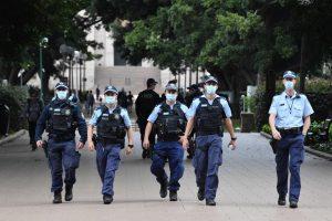 ВИДЕО: Екстремни мерки на австралиската полиција за спречување протести против строгиот локдаун