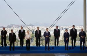 Заедничка декларација на ЕУМЕД-9 по Самитот во Атина